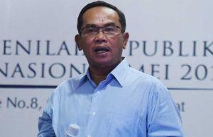 Sah, Saiful Mujani Resmi Sandang Guru Besar Ilmu Politik UIN Jakarta