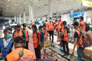 Bantu Korban Gempa, 21 Tenaga Kesehatan UB dan RSSA Diterbangkan ke Mamuju