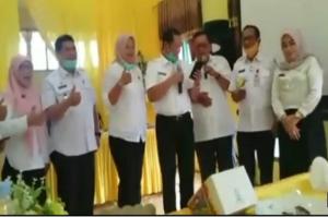 Viral, Video Wali Kota Sidimpuan Joget Ria saat Warga Susah Akibat COVID-19