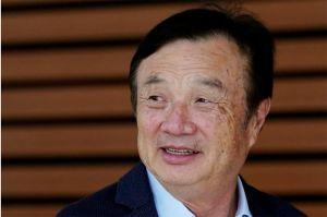 Ren Zhengfei Puji Teknologi AS usai Joe Biden Dilantik, Huawei Minta Rujuk?