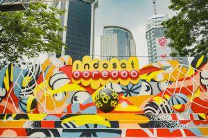 Indosat Ooredoo Dicatat sebagai Global Rising Star Pengalaman Video