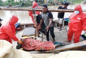 Diduga Jatuh saat Melaut, Nelayan Cirebon Ditemukan Meninggal