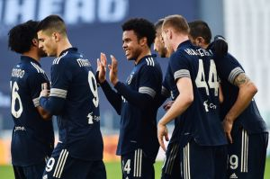 Juventus Masuk Lagi Empat Besar Usai Benamkan Bologna