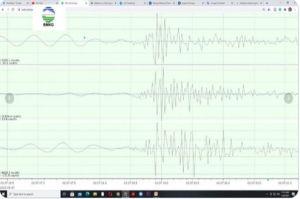Ledakan Keras di Buleleng Bali Terekam Sensor Seismik BMKG