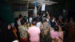 Polisi Gerebek Lokasi Judi, Para Pemain Kocar-kacir hingga Naik ke Atap Rumah Warga