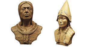 Ilmuwan Berhasil Ungkap Wajah Siberian Tutankhamun dan Selirnya