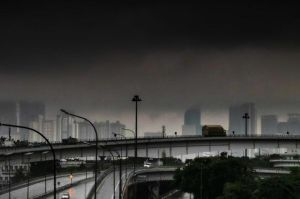 Jakarta Diprediksi Hujan Ringan Sejak Pagi hingga Siang