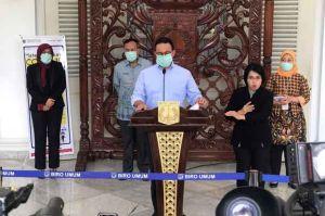 Anies Ajak Warga Jaga Jakarta dari Penyebaran Covid-19