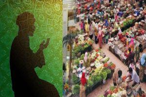 Baca Doa Ketika Masuk Pasar Dapat 1 Juta Kebaikan
