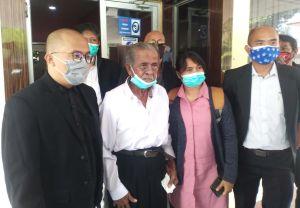Takut Dianiaya, RE Koswara Laporkan Tiga Anak Kandungnya ke Polda Jabar