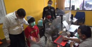 Kesal Sering Dimarahi, Tukang Tambal Ban dan Eks Karyawan Bengkel Bobol Orderdil Puluhan Juta