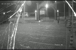 Pamekasan Gempar, Pencuri Bawa Mobil Gasak Kotak Amal di Beberapa Masjid