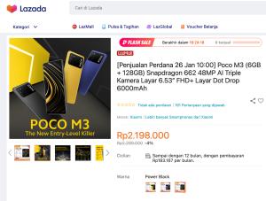 6 Tips Membeli POCO M3 di Toko Online Supaya Nggak Kehabisan!