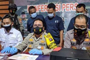Palsukan Surat Keterangan Rapid Test Antigen, 3 Pelaku Tak Berkutik Dibekuk Polisi
