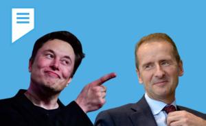 Main Twitter, Bos Volkswagen AG Langsung Sindir Elon Musk