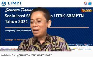 Jelang Penutupan Registrasi LTMPT, 858.424 Siswa Telah Simpan Akun Permanen