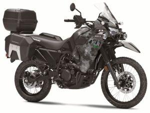 Kawasaki Hidupkan Kembali Motor Kesayangan Tentara Amerika Serikat