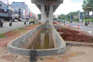 Banjir Mengintai, Pemprov DKI Kebut Proyek Kolam Olakan