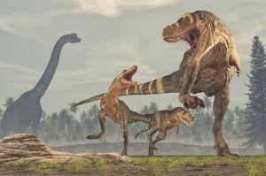 Bayi Dinosaurus Ternyata Sudah Siap Berburu Sejak Lahir