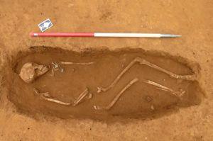 Areal Pemakaman dan Harta Karun Nenek Moyang Orang Inggris Ditemukan