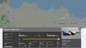 Autothrottle Terindikasi Bermasalah, Boeing Siap Investigasi Pesawat SJ182