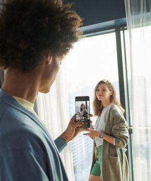 5 Komposisi yang Harus Diketahui Pehobi Foto di Smartphone