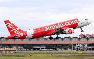 Sempat Terbang, Pesawat AirAsia Tujuan Tanjung Pandan Kembali ke Bandara Soetta