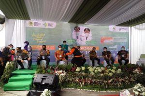 Yakinkan Masyarakat, Ketua Komisi IV DPRD Bogor Ikut Vaksinasi Pertama