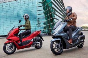 Performa Tinggi dan Kemewahan Generasi Terbaru All New Honda PCX