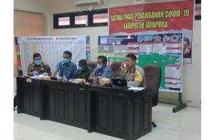 Patuhi Instruksi Mendagri, Pemkab Jayapura Bentuk Posko Covid-19 di Kampung/Kelurahan dan RT/RW