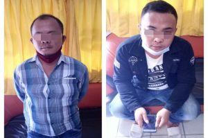 Berkat Informasi di Medsos, 2 Perampas Motor Dibekuk Anggota Polres Kotamobagu