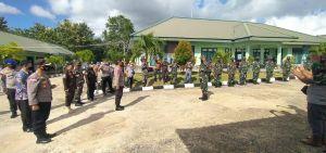 Kunjungi Perbatasan Utara NKRI, Kapolda Sulut Apresiasi Sinergitas di Talaud