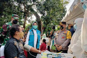 Tanpa Wawancara dengan Media, Kapolda Metro Jaya Sambangi Kampung Tangguh di Tangsel