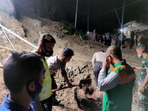 Tertimbun Longsor, Pemuda di Gorontalo Berhasil Diselamatkan