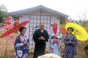 Kisah Kampung Jepang di Batubara, Bukti Penaklukan Dai Nippon Atas Belanda di Sumatera