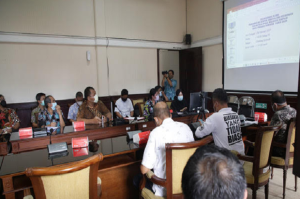 Pandemi, Penyambutan Wali Kota dan Wakil Wali Kota Surabaya Dilakukan Sederhana