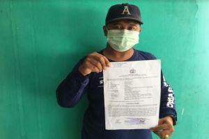 Oknum Polisi Dilaporkan ke Polres Gresik, Diduga Gelapkan Mobil Rental