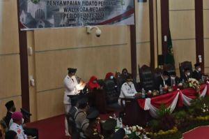 Pidato Perdana, Bobby Nasution Janji Selesaikan Persoalan Infrastruktur dalam 2 Tahun