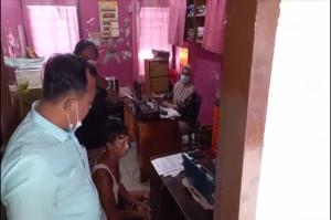Bandar Lampung Gempar, Pria Bertato Ditembak Polisi Usai Setubuhi Anak Tirinya