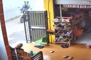 Asuh Anak di Depan Rumah, Ibu Ini Jadi Korban Penjambretan di Tangsel