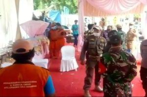 Satgas COVID-19 Bubarkan Resepsi Pernikahan di Pulogadung
