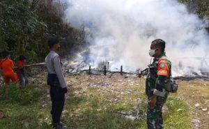 Takut Angker, Warga Bakar Rumah Pasutri yang Tewas Mengenaskan di Palangkaraya