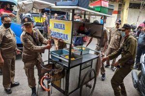 Gurita Mafia PKL Bandung, Satu Keluarga Kuasai Beberapa Lapak di Satu Kawasan