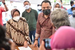 Pemkot Surabaya Kirim Bantuan ke Kabupaten Probolinggo