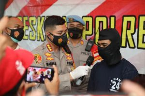 Spesialis Jambret Perempuan di Tangerang Dibekuk