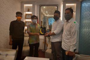 Perumda Sarana Jaya Dapat Penghargaan dari Serambi