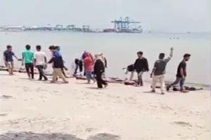 Beredar Video Aksi Perpeloncoan Terhadap Mahasiswa Baru Universitas Halu Oleo