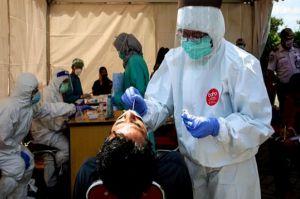 Hasil Rapid Test Antigen, Tak Ada Warga Positif COVID-19 saat Kerumunan di Maumere