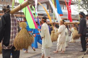 Upacara Seren Taun Bentuk Syukur Masyarakat Kuningan di Bidang Pertanian