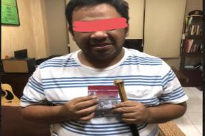 2 Bulan Menginap di Hotel Tanpa Bayar, Jaksa Gadungan Ini Ditangkap Tim Intelijen